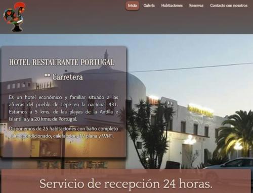 Hotel Portugal – Lepe
