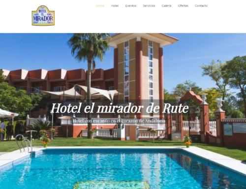 Hotel Mirador de Rute